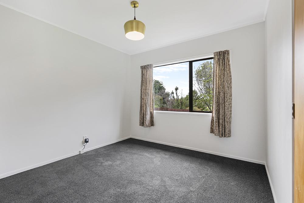 renovated bedroom - rental property