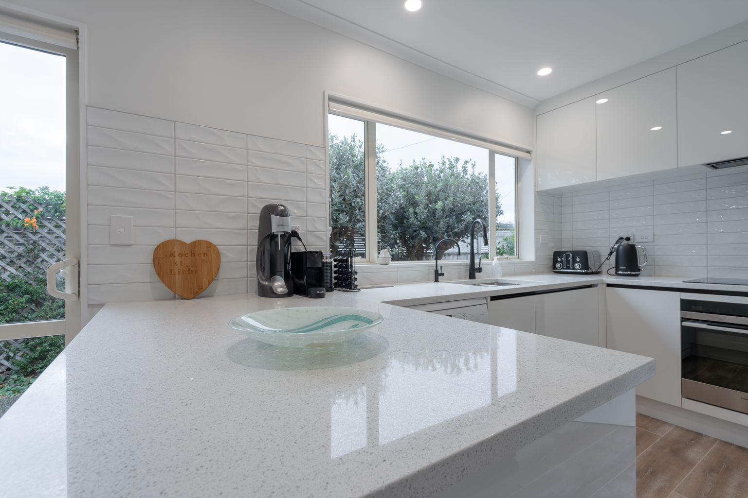 beach house kitchen renovation - detail