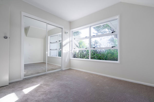 bedroom after renovation south auckland