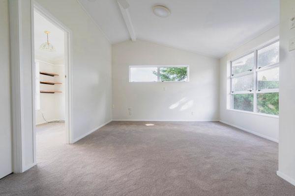 master bedroom after renovation