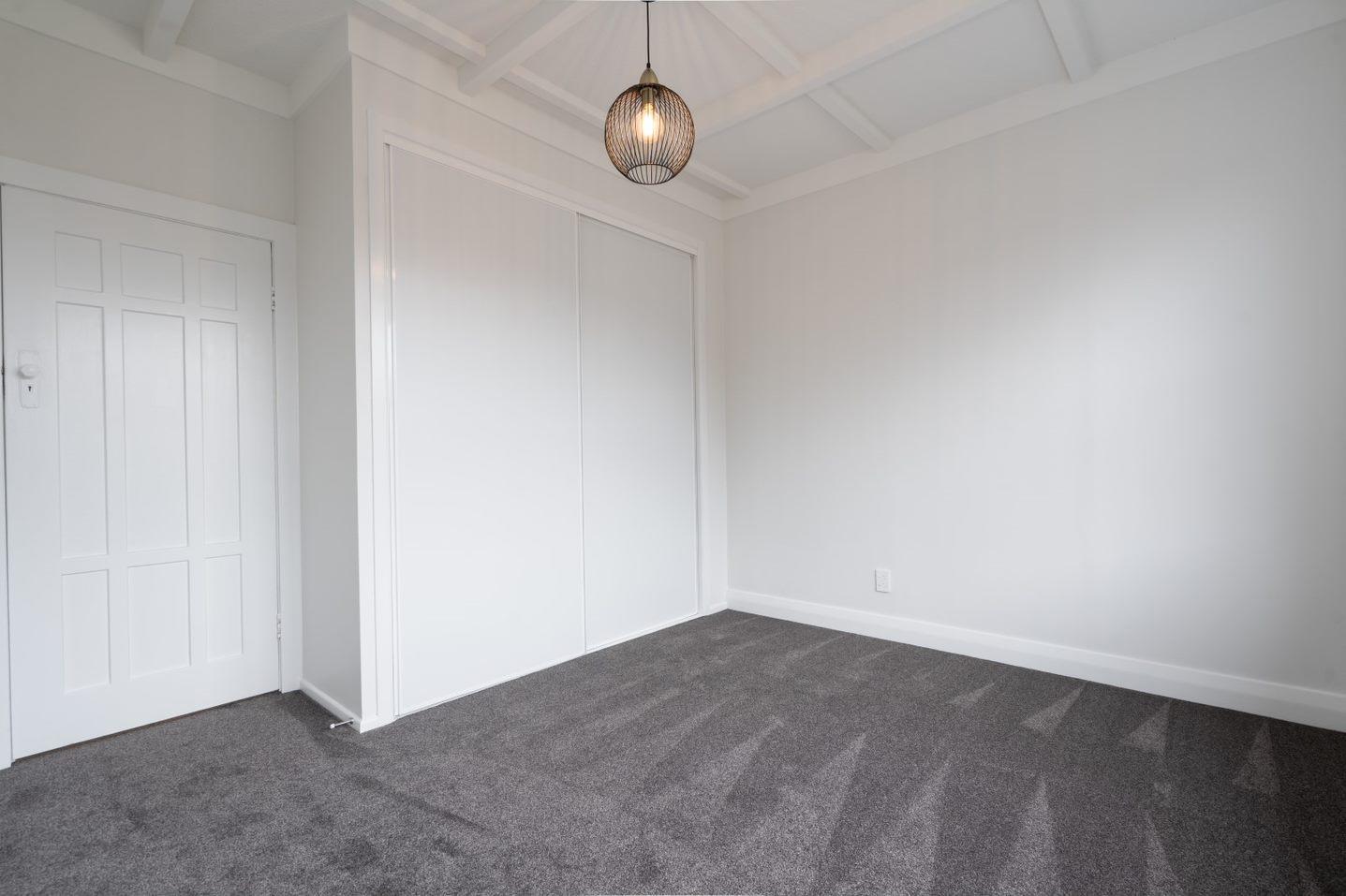 renovated bedroom - Papatoetoe renovation