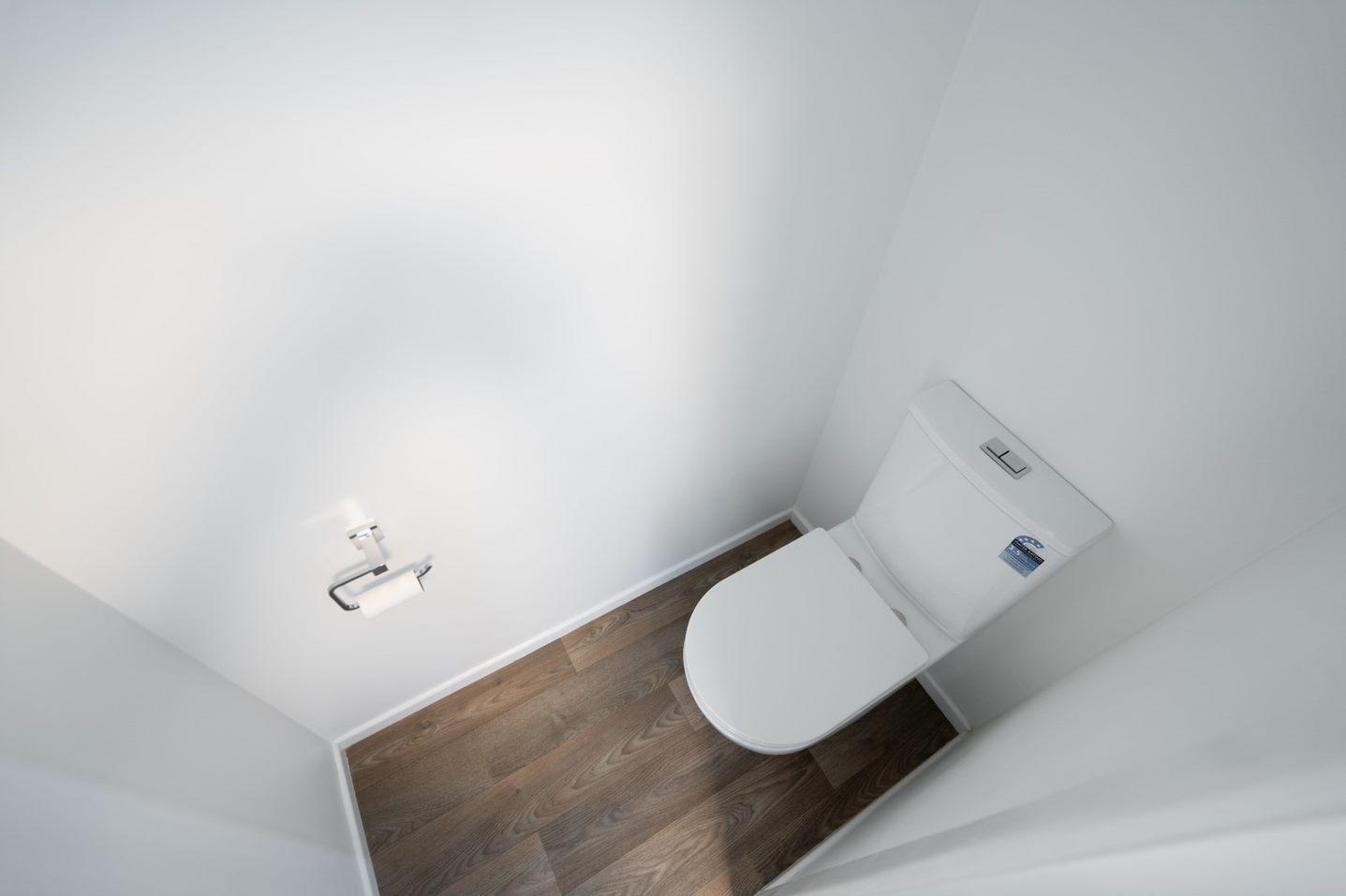 renovated toilet - Papatoetoe home renovation